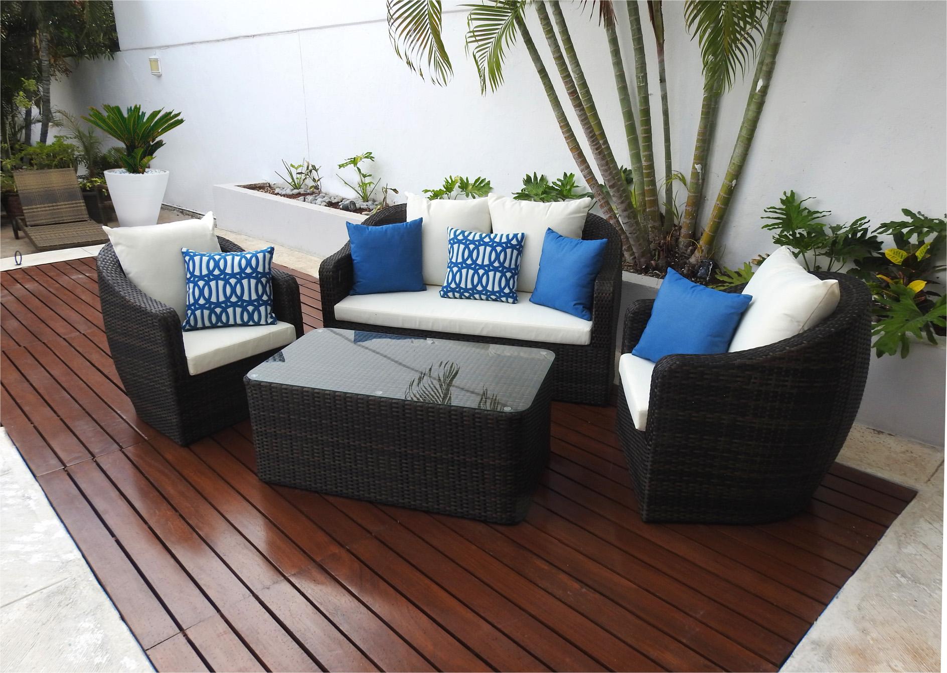 Sala murcia muebles de jard n terraza o patio exteria for Muebles jardin murcia