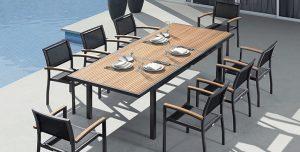 Conoce los 5 mejores muebles para terrazas exteriores - Exteria