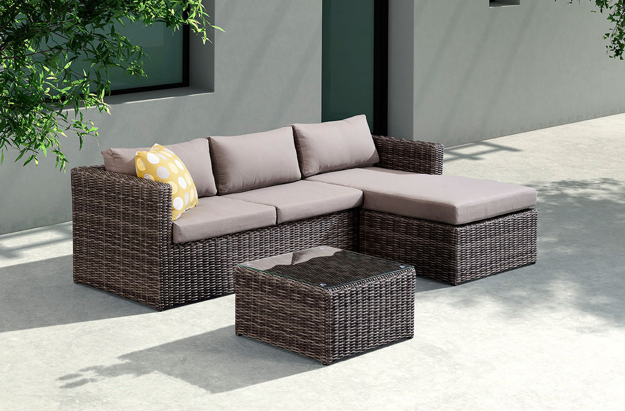 Muebles para patio y jard n que no pueden faltar en tu for Muebles para patio y jardin