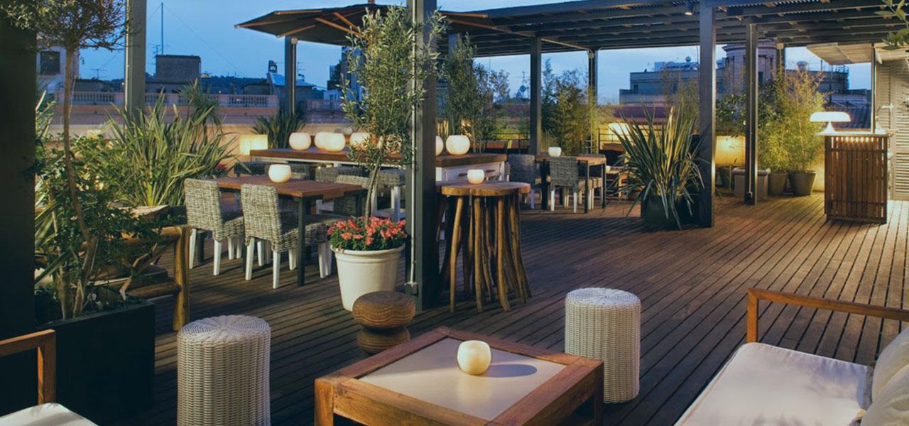 Cómo integrar muebles de exterior a tu proyecto de decoración? - Exteria
