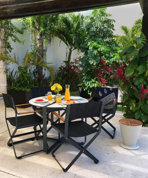 Exteria: Muebles para exterior (jardín, terraza, patio o alberca) en ...