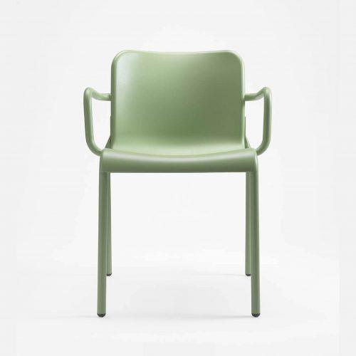 silla plastico muebles italianos